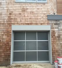 southampton glass garage doors