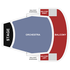 Irvine Barclay Seating Chart Irvine Barclay Theatre Irvine Tickets Schedule Seating
