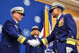 Coast Guard Officer Ranks Military Com
