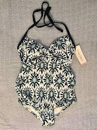 Liz Lange Maternity Swimsuit Tankini Top Shorts Purple