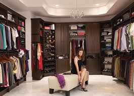 walk in closet organizer. Custom Walk-In Closet Organizers: Chocolate Pear Contemporary-wardrobe Walk In Organizer
