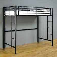 ikea bunk bed frame loft tromso