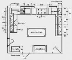 Standard Size Kitchen Island Dimensions