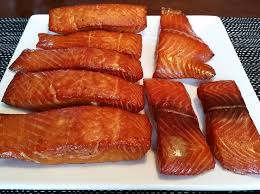 how to make a cand smoked salmon recipe