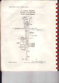 1956 bsa c11g wiring diagram britbike forum gordo