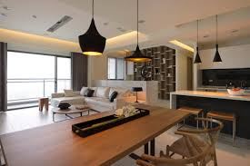 Modern Kitchen Living Room Classy Inspiration Modern Kitchen Living Room Ideas 18 Open
