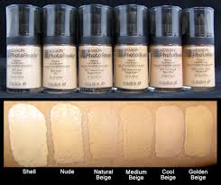 makeup revlon photoready airbrush effect foundation review revlon photoready foundation swatches pact