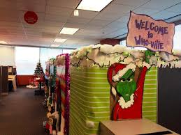 office decorating ideas for christmas. Christmas Theme Office Decorating Image Ideas For