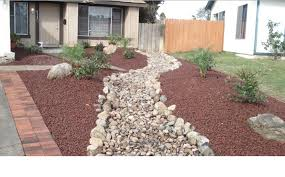 interior rock landscaping ideas. Chic Front Yard Stone Landscaping Ideas Rock For Making Your Home Complete Interior I