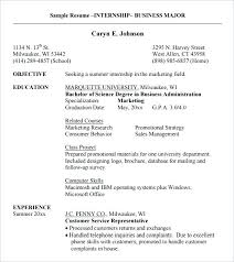 Lawn Care Resume Sample