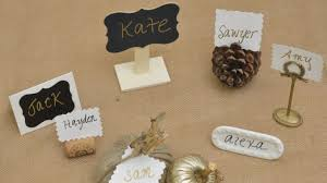 Holiday Placecards Holiday Place Cards Raleigh Magazine