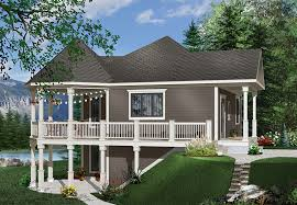 Kressley Country Vacation Home Plan 032d 0050 House Plans