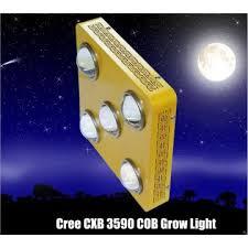 free style diy cree cxb3590 cob led