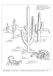 desert coloring pages desert coloring pages free printable coloring desert animals to color arizona desert animals coloring pages