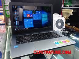 Kali ini kliklaptop membahas laptop asus laptop asus x441s termasuk laptop dengan tipe yang cukup baru, sudah dilengkapi port sambungan yang lengkap seperti port hdmi, port usb 3.0. Asus X441s Intel N3060 Fullset Mulus Murah Aja Jual Beli Laptop Semarang Dan Sekitarnya Cp Computer