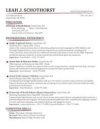 Collection Of Solutions Best Way To Make A Resume In Word Nice
