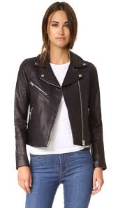 doma classic leather moto jacket navy blue leather moto jackets fall