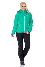 Купить Женские зимние комплекты <b>спортивные</b> зеленые в Самаре