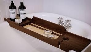 books soaking woodworking bath diy argos woos corner clawfoot bathtub white book wine splendid bamboo garden