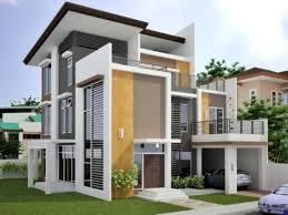 rumah minimalis modern 1 dan 2 lantai ekalase com