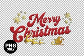 Merry Christmas Sublimation Design Graphic By 99 Siam Vector Creative Fabrica