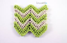 Sharp Chevron Crochet Pattern Amazing Design Ideas