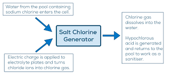 Pool Chemical Testing Chart How To Test Salt Water Pools Palintest