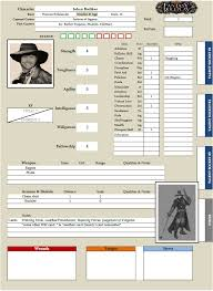 warhammer character sheet new character sheet yes another one p warhammer fantasy