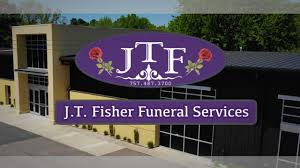 j t fisher funeral services j t