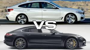 2018 bmw gt. interesting bmw 2018 bmw 6 series gt vs 2017 porsche panamera and bmw gt