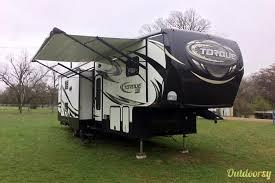 exterior 2016 heartland torque 325 toy hauler 38ft 5th wheel olmito