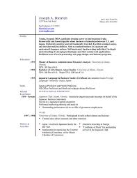 Free Resume Templates   Primer free creative resume templates word