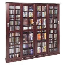 multimedia storage cabinet with 36