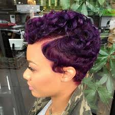 Cute curly short hairstyles ideas black women Natural Hair Curly Pixie Hairstyle For Black Women Beautified Designs 50 Most Captivating African American Short Hairstyles And Haircuts
