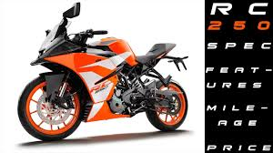 2018 ktm rc 250. simple ktm upcoming ktm india rc 250  specification expected price mileage  launch 2018 intended ktm rc o