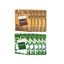 Ozone Ayurvedics Neem & Sandal Dry Face Pack of 10 at Rs 240 Only