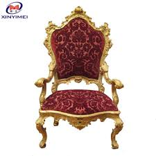chair king. european quality antique king chair, lion chair xym-h96