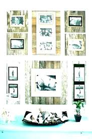 picture frame wall ideas family photo collage tree art frames regarding decor