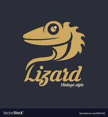 Lizard Logo Design Lizard Logo
