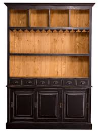 Casa Padrino Country Style Bar Cabinet Antique Black