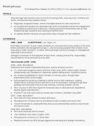 Sample Restaurant Resume Good Examples Resumes Beautiful Student