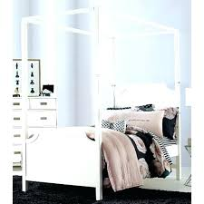 Wood Canopy Bed Frame Wood Canopy Bed Frame Queen – nctministries.co
