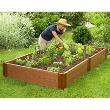 garden bed kit. Raised Garden Bed Sale Invigorating Kits Also Bench Lowes 4x8andb Kit