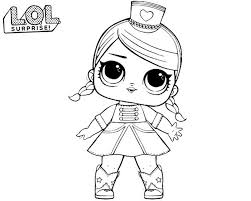 Coloring Coloringol Surprise Dolls Pages Print Them For Free All