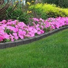 flexible garden border gardening