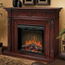 torchiere mantel sep bw 4217 1000 cherry wood electric fireplaces fireplace burnished walnut package fb 7