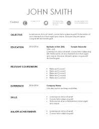 Internship Resume Template Unique Cv Internship Samples For Resume Sample 60 Template A Necessary