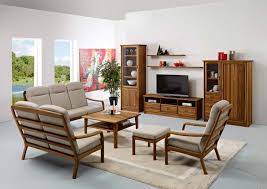 Wooden Living Room Furniture Living Room