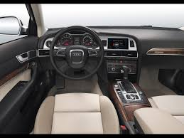 2009 Audi A6 allroad quattro - Dashboard - 1280x960 - Wallpaper