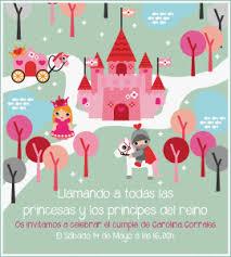 Tarjetas De Cumpleanos De Ninas Invitaciones De Cumpleaños Infantil